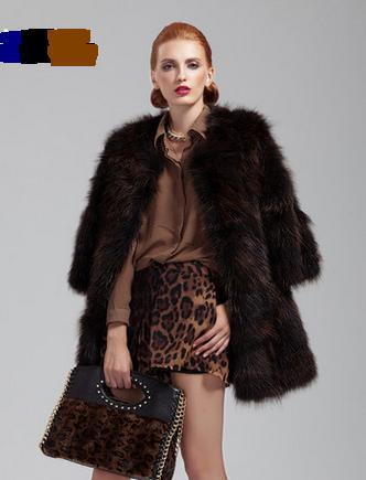 Aliexpress.com : Buy Best Natural Raccoon Furs Coats Women's Real ...