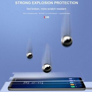 Image 4 - UV נוזל מעוקל מלא דבק מזג זכוכית עבור Samsung Galaxy S10 S20 בתוספת S8 S9 בתוספת הערה 10 בתוספת 8 9 S10 כיסוי מסך מגן