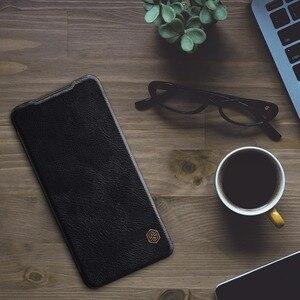 Image 5 - Nilkin pour Xiaomi Mi 9 8 SE couverture Nillkin rétro luxe PU étui en cuir pour téléphone intelligent pour Xiaomi Mi9 Mi8 SE Capa