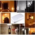 10W 50 LEDs SMD 5730 LED Infrared Motion Sensor Night Light indoor bedroom Porch Cabinet Closet Porch Wall Lamp Lighting
