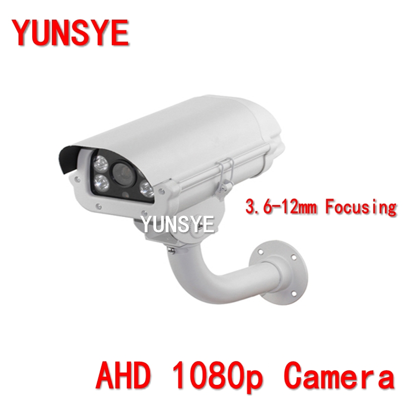 Free shipping 2016 NWE camera 2MP AHD 1080P CCTV Camera Outdoor 4PCS Array IR LED Bullet Security Surveillance Without support 4pcs a lot similar to dahua six array leds 4mp 1080p 960p 720p cmos outdoor surveillance white ahd security camera free shipping