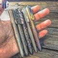Титановая тактическая ручка многофункциональное разбитое окно побега атака оружие Наружная Женская защита с заправкой