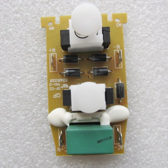HR1361 HR1362 HR1363 HR1364 <font><b>HR1366</b></font> Blender Circuit board switch button Blender part image