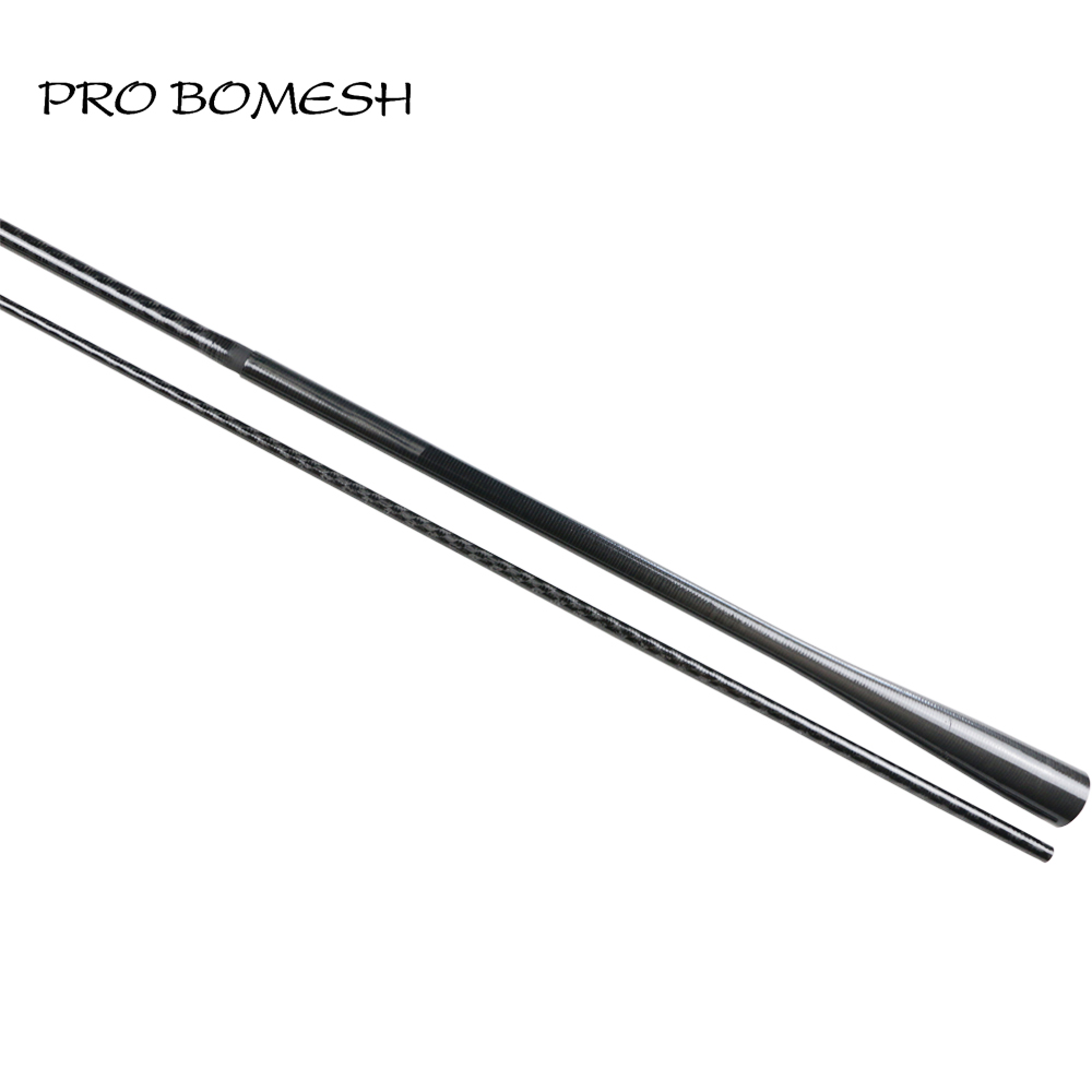 Pro Bomesh 2 Blanks 2 1m 64g M 2 Section Carbon Fiber X Ray Wrap Lure