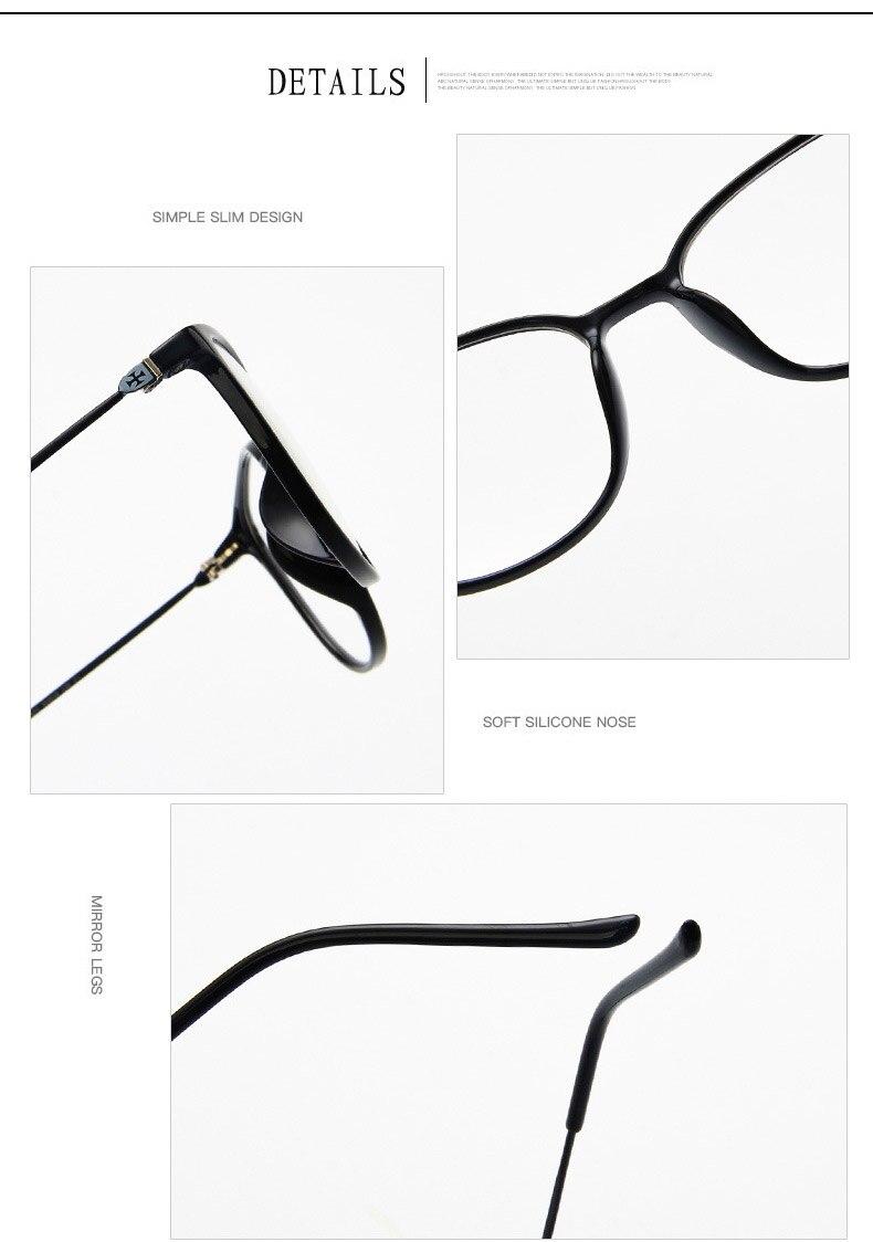 aba1eb3546 2019 Reven Jate Model No.872 Slim Frame Eyeglasses Frame Optical ...