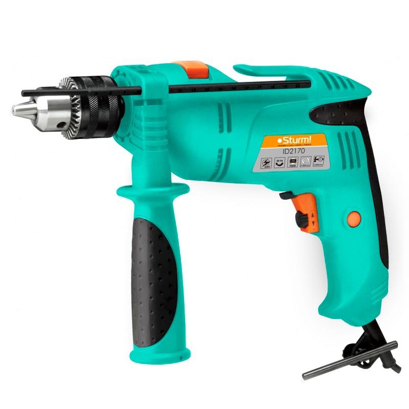 Impact drill Sturm! ID2170 ковш gipfel ultra 2652