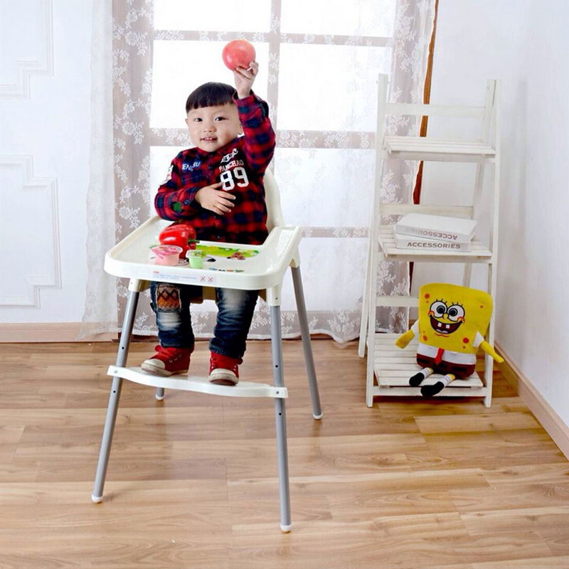 Baby Kids Children Dining Chairs Feeding Table High Chair 0-6 Years Booster Seats