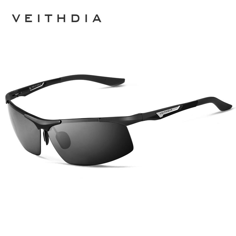 VEITHDIA Aluminio, Magnesio, Gafas de sol, Hombres, Polarizado, - Accesorios para la ropa - foto 5