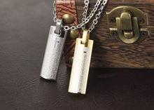 2020 ювелирные изделия цвета розового золота мужские ожерелья