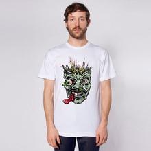 terrible monster T-shirts hip hop t shirt Funny Short Sleeve green freak Tshirts 2016 New Fashion Summer Style