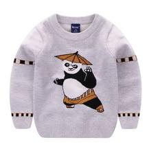 Winter Children Sweater Cotton Cardigan For Boy Cartoon Knitting Patterns Sweater Kids цена в Москве и Питере