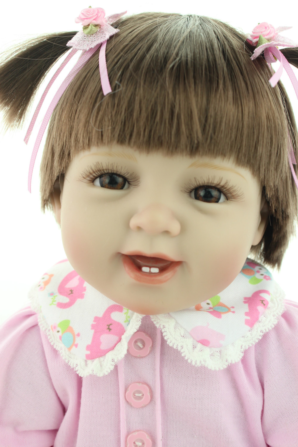 NPKCOLLECTION 2015 NEW hot sale lifelike reborn baby doll rooted human hair fashion doll Christmas gift lovely gifts kids toysNPKCOLLECTION 2015 NEW hot sale lifelike reborn baby doll rooted human hair fashion doll Christmas gift lovely gifts kids toys