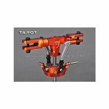 Tarot-RC 450 DFC Комплект головок главного ротора Черный, TL48025-01, серебристый, TL48025-02, оранжевый TL48025-03 для tarot 450 DFC Головка ротора modificat