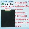 NUEVA 1.8 pulgadas ce/zif SSD de 128 GB de estado sólido 3Gen drivese Para iPod Classic 160 GB SUSTITUYA MK1634GAL MK1231GAL HS12YHA MK8022GAA