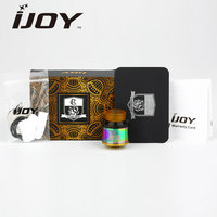 IJOY COMBO SRDA Atomizer Tank With Pre Made Coil RDA 810 Drip Tip Side Airflow Control
