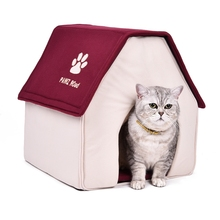 Amazing, cute, cozy sphynx cat House-Bed / 2 Colors