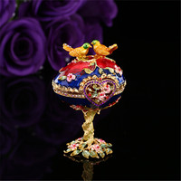 New Arrive Colorful Faberge Egg For Gift