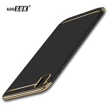 3-in-1 Matte Case For Samsung A10 A20 A30 A40 A50 A70 PC Hard Phone Ba