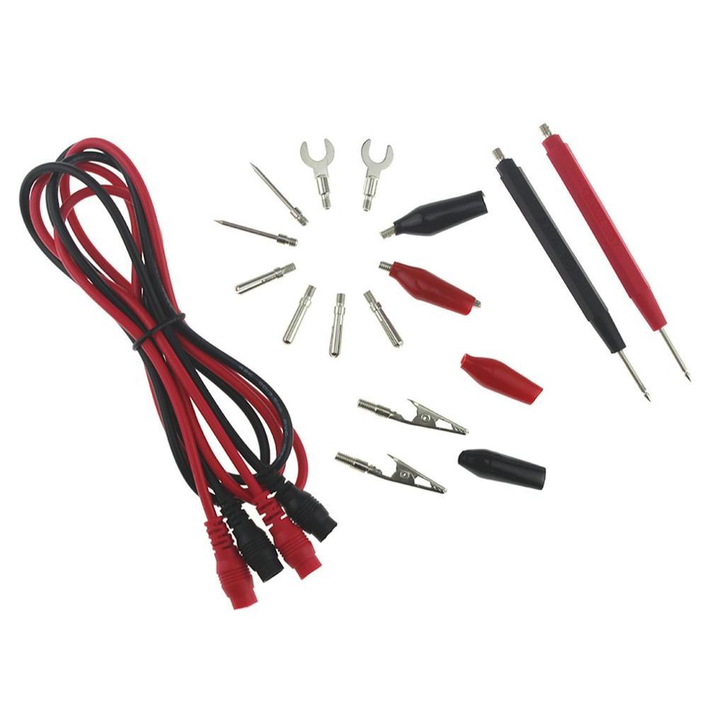 ANENG Digital Multimeter AN8009 LCD Display Multimeter 9999 Counts AC DC Tester Black in Multimeters from Tools