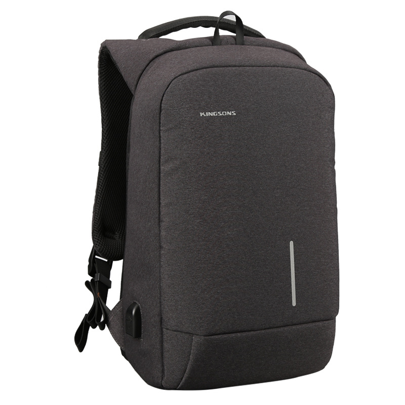 New Kingsons 13 15 waterproof anti -vibration Laptop bag expandable capacity for Lenovo for ASUS Laptop Backpack free shipping светильники уличные эра садовый светильник sl rsn30 gn2