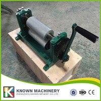 250 мм горячая Распродажа ручной станок для производства вощины размер ячейки 5,4 мм или 5,1 мм