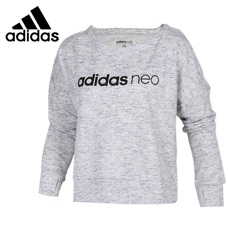 Original New Arrival 2017 Adidas NEO Label CE  FT SW Women's  Pullover Jerseys Sportswear adidas original new arrival official neo label men s pullover jerseys sportswear bk6895