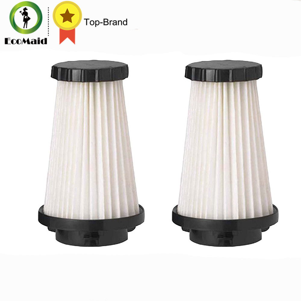 Hepa Filters Fit for Dirt Devil   F2 Vacuum Cleaner Replace Dirt Devil Filtration Accessories Filter 2 Packs mf2300 f2