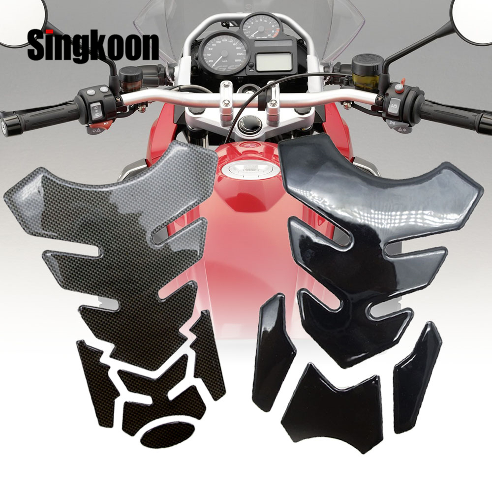 3D motorcycle Sticker And Decals Fule Gas Tank pad Tankpad Protector FOR f800gt suzuki sv 1000 yamaha xmax 125 <font><b>benelli</b></font> <font><b>tnt</b></font> 300 image