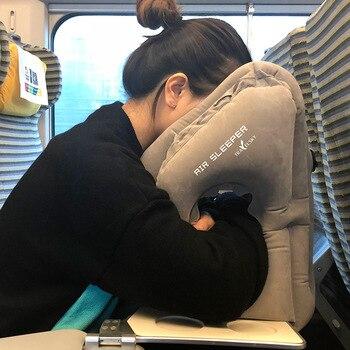 Ostrich Pillow Inflatable Travel Air Cushion 4