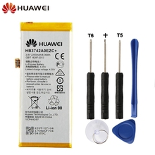 Original Replacement Phone Battery For Huawei Ascend P8 Lite HB3742A0EZC+ Authenic Rechargeable 2200mAh