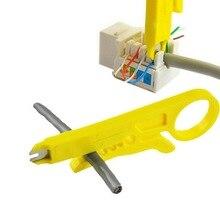 Urijk Мини карманный портативный нож для зачистки проводов щипцы плоскогубцы обжимной инструмент для зачистки кабеля резак для проводов щипцы детали инструмента