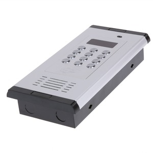 Image 5 - Беспроводная система контроля доступа 3G, домофон, Открыватель дверей, поддержка 1000 телефонов, управление с помощью sms клавиатуры K6C