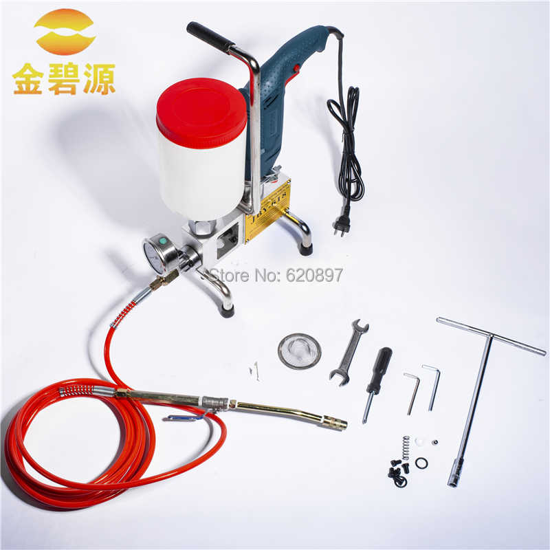 Jby618 Single Grouting Machine Polyurethane Foam Injection