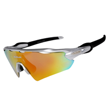 5 Lens UV400 Mens Polarized Cycling Sun Glasses Sports Bike Bicycle Glasses 2016 MTB Mountain Bike Sunglasses Eyewear radar ev