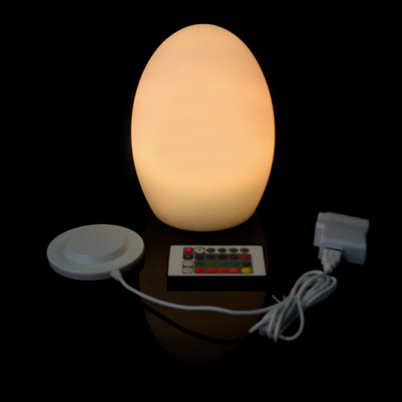 LED Egg rechargeable CNY 8