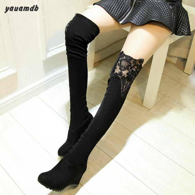 get cheap wedges boots aliexpress alibaba