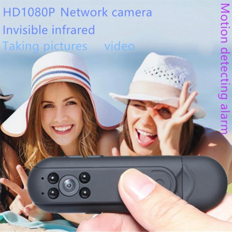 Мини камера, Wifi, 1080 p, IP, для улицы, ночное видение, Android, ios, wifi, беспроводная, маленькая автомобильная видеокамера, обнаружение движения, HD, Спо... - 3