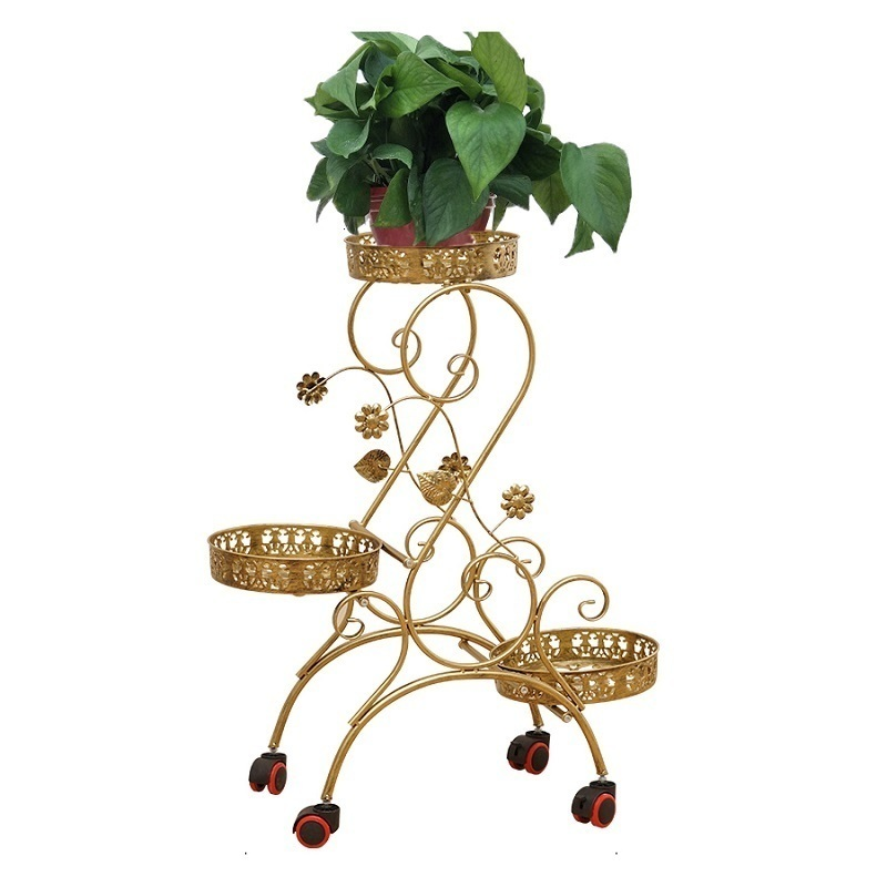 Varanda Planten Rek Afscherming Decorative Metal Balkon Dekorasyon Shelves Balcony Shelf Plant Stand Balcon Flower Iron Rack