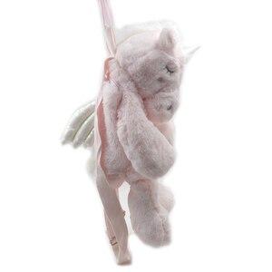 Image 2 - 1pc 어린이 가방 사랑 스럽다 유니콘 플러시 배낭 동물 만화 유아 배낭 가방 아기 소녀 소년 1 6 년 미니 여행 가방