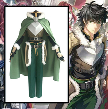 Anime The Rising Of Shield Hero Cospay Costumes Naofumi Iwatani Cosplay Costume Halloween Party Tate No Yuusha Nariagari