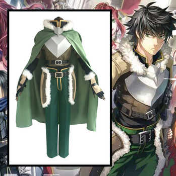 Anime The Rising Of The Shield Hero Cospay Costumes Naofumi Iwatani Cosplay Costume Halloween Party Tate No Yuusha No Nariagari - DISCOUNT ITEM  0% OFF All Category