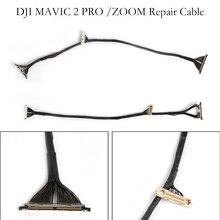 DJI Mavic 2 Pro/Zoom Sinyal Kablosu Şanzıman Flex Kablo PTZ Gimbal Kamera Video hat teli Gimbal Onarım Yedek parçaları