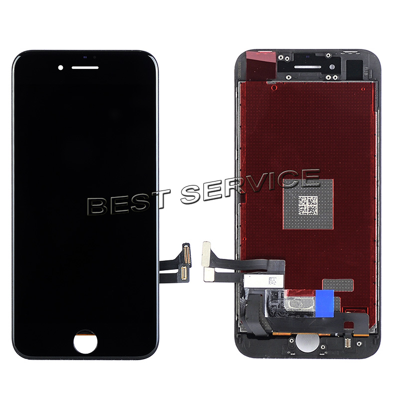 Grade AAA+++ Display For iPhone 8 8 Plus LCD Display 3D Touch Screen digitizer assembly Replacement tianma for iphone 8 8P LCD(China)