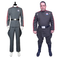 Star Imperial 181st Tie Fighter Wing Pilot Officer Uniform Cosplay Costume Halloween Carnival Full Set