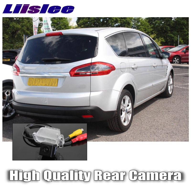 Liislee Car Camera For Ford S-Max S Max SMax MK1 2006~2014 High Quality Rear View Back Up Camera For Friends to Use  RCA