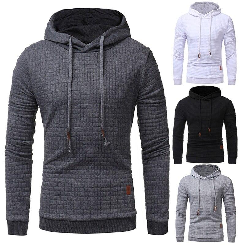 Zogaa Hoodies Men Hip Hop Streetwear Male Solid Color Sweatshirt 2019 Autumn Winter New Brand Mens Hoodie Pullover Moletom