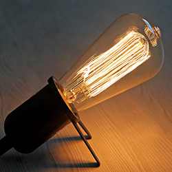 Retro lamp st64 vintage edison bulb e27 incandescent bulb 110v 220v holiday lights 40w 60w filament.jpg 250x250