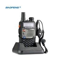 Yeni yürüyüş konuşma Pofung Baofeng UV 5RA polis Walkie talkie tarayıcı radyo Vhf Uhf çift bantlı Cb Ham radyo verici 136 174