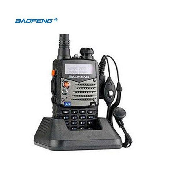 새로운 도보 토크 pofung baofeng UV 5RA 경찰 워키 토키 스캐너 라디오 vhf uhf 듀얼 밴드 cb 햄 라디오 송수신기 136 174