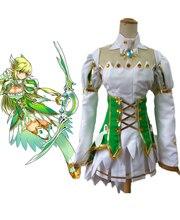 ELSWORD Grand Archer Costume Tailor Made